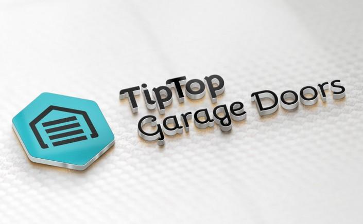 מיתוג עבור TipTop- חברה בינלאומית לדלתות מוסכים