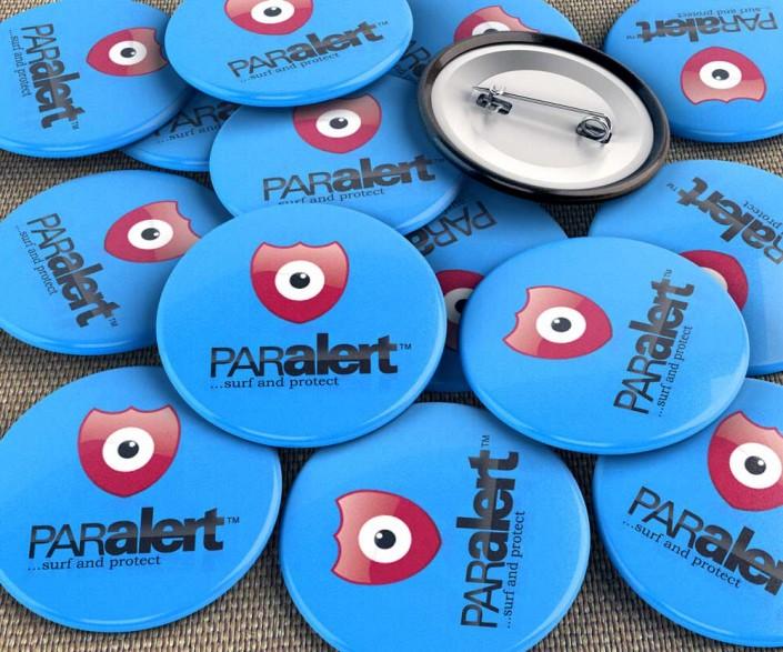מיתוג עבור Paralert - גלישה בטוחה באינטרנט